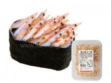 樱花虾鱼子酱